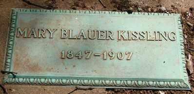 KISSLING, MARY MARIA MAGDALENA - Marion County, Oregon | MARY MARIA MAGDALENA KISSLING - Oregon Gravestone Photos