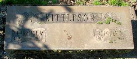 KITTLESON, CLARENCE M - Marion County, Oregon | CLARENCE M KITTLESON - Oregon Gravestone Photos