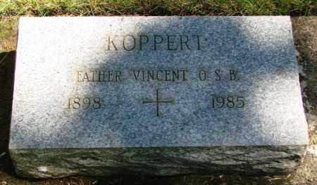 KOPPERT, VINCENT - Marion County, Oregon | VINCENT KOPPERT - Oregon Gravestone Photos