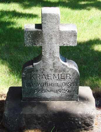 KRAEMER, WILLIAM - Marion County, Oregon | WILLIAM KRAEMER - Oregon Gravestone Photos