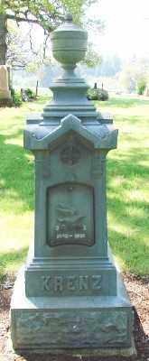 KRENZ, MONUMENT - Marion County, Oregon | MONUMENT KRENZ - Oregon Gravestone Photos