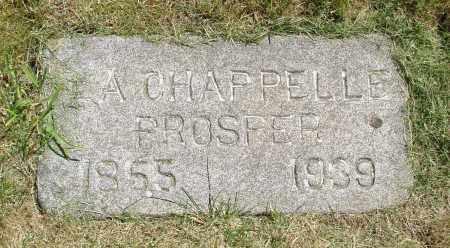 LA CHAPELLE, PROSPER PIERRE - Marion County, Oregon | PROSPER PIERRE LA CHAPELLE - Oregon Gravestone Photos
