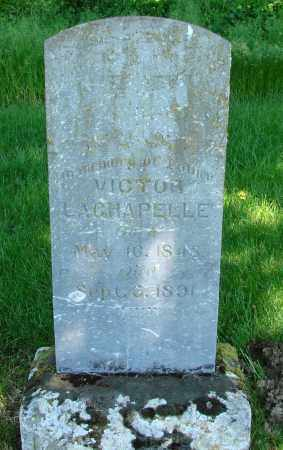 LA CHAPELLE, VICTOR - Marion County, Oregon | VICTOR LA CHAPELLE - Oregon Gravestone Photos