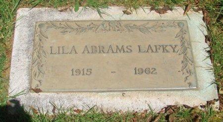 LAFKY, LILA - Marion County, Oregon | LILA LAFKY - Oregon Gravestone Photos
