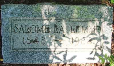 LAFLEMME, SALOME - Marion County, Oregon | SALOME LAFLEMME - Oregon Gravestone Photos