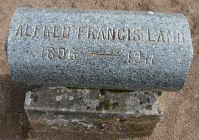 LAMB, ALFRED FRANCIS - Marion County, Oregon | ALFRED FRANCIS LAMB - Oregon Gravestone Photos