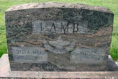 LAMB, SYDNEY M - Marion County, Oregon   SYDNEY M LAMB - Oregon Gravestone Photos