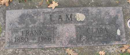 LAMB, CLARA - Marion County, Oregon | CLARA LAMB - Oregon Gravestone Photos
