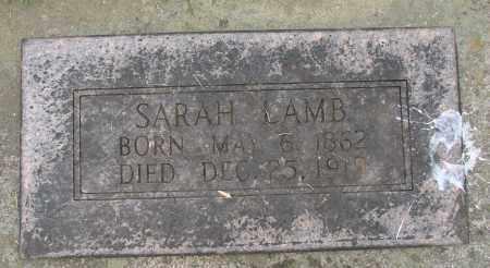 LAMB, SARAH - Marion County, Oregon | SARAH LAMB - Oregon Gravestone Photos