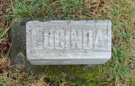 LEONARD, LUCINDA - Marion County, Oregon | LUCINDA LEONARD - Oregon Gravestone Photos