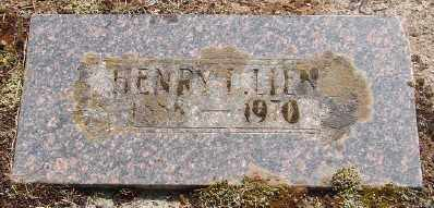 LIEN, HENRY LOUIS - Marion County, Oregon | HENRY LOUIS LIEN - Oregon Gravestone Photos