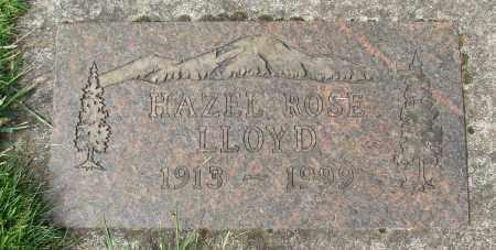 MAYFIELD, HAZEL ROSE - Marion County, Oregon | HAZEL ROSE MAYFIELD - Oregon Gravestone Photos