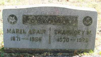 ADAIR LOCKWOOD, MABEL - Marion County, Oregon | MABEL ADAIR LOCKWOOD - Oregon Gravestone Photos