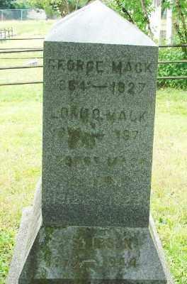 GIBSON, GEORGE MACK - Marion County, Oregon   GEORGE MACK GIBSON - Oregon Gravestone Photos