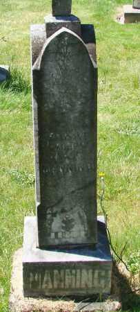 MANNING, MONUMENT - Marion County, Oregon   MONUMENT MANNING - Oregon Gravestone Photos