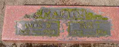 MARTIN, AVIS J - Marion County, Oregon | AVIS J MARTIN - Oregon Gravestone Photos