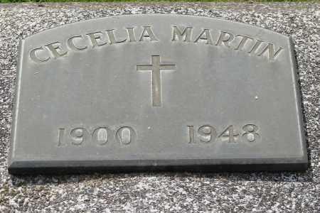 MARTIN, CECELIA - Marion County, Oregon | CECELIA MARTIN - Oregon Gravestone Photos