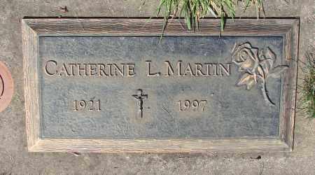 MARTIN, CATHERINE L - Marion County, Oregon   CATHERINE L MARTIN - Oregon Gravestone Photos