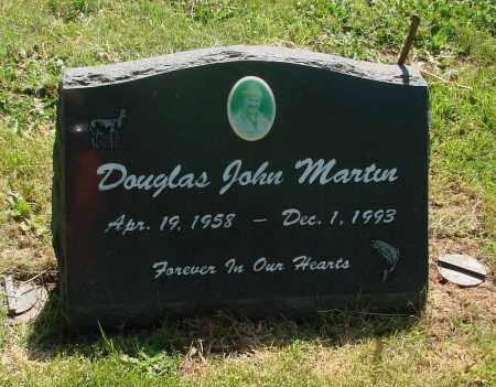 MARTIN, DOUGLAS JOHN - Marion County, Oregon | DOUGLAS JOHN MARTIN - Oregon Gravestone Photos