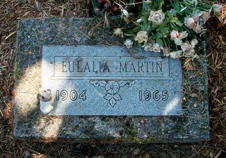 MARTIN, EULALIA - Marion County, Oregon | EULALIA MARTIN - Oregon Gravestone Photos