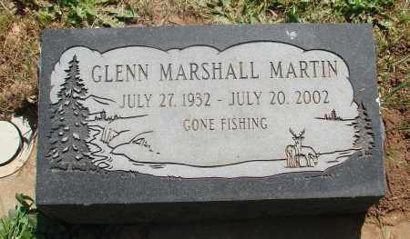 MARTIN, GLENN MARSHALL - Marion County, Oregon   GLENN MARSHALL MARTIN - Oregon Gravestone Photos