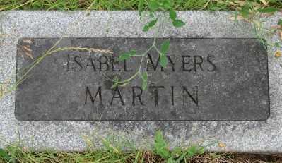 MARTIN, ISABEL - Marion County, Oregon | ISABEL MARTIN - Oregon Gravestone Photos