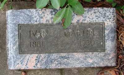 MARTIN, IVAN - Marion County, Oregon | IVAN MARTIN - Oregon Gravestone Photos