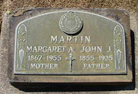 MARTIN, MARGARET A - Marion County, Oregon | MARGARET A MARTIN - Oregon Gravestone Photos