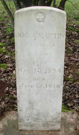 MARTIN, JOSEPH ARTHUR - Marion County, Oregon | JOSEPH ARTHUR MARTIN - Oregon Gravestone Photos