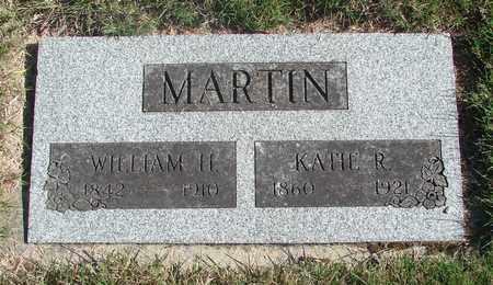 MARTIN, WILLIAM H - Marion County, Oregon | WILLIAM H MARTIN - Oregon Gravestone Photos