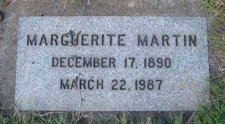 MARTIN, MARGUERITE - Marion County, Oregon   MARGUERITE MARTIN - Oregon Gravestone Photos