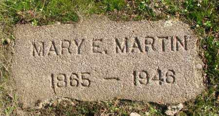 MARTIN, MARY E - Marion County, Oregon | MARY E MARTIN - Oregon Gravestone Photos