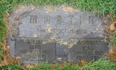 MARTIN, BARBARA - Marion County, Oregon   BARBARA MARTIN - Oregon Gravestone Photos