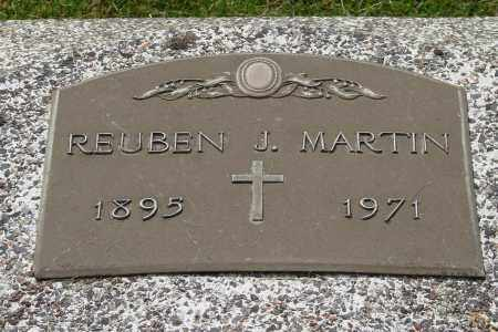MARTIN, REUBEN J - Marion County, Oregon   REUBEN J MARTIN - Oregon Gravestone Photos