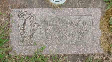 MARTIN, TILLIE H - Marion County, Oregon | TILLIE H MARTIN - Oregon Gravestone Photos