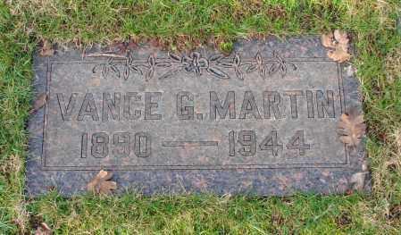 MARTIN, VANCE GIST - Marion County, Oregon | VANCE GIST MARTIN - Oregon Gravestone Photos