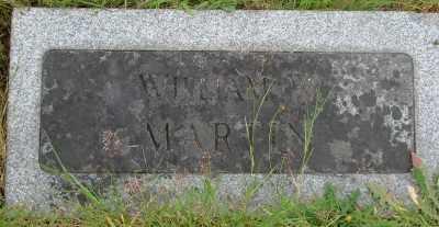 MARTIN, WILLIAM WILLARD - Marion County, Oregon | WILLIAM WILLARD MARTIN - Oregon Gravestone Photos