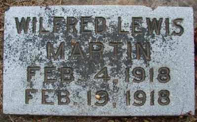 MARTIN, WILFRED LEWIS - Marion County, Oregon | WILFRED LEWIS MARTIN - Oregon Gravestone Photos