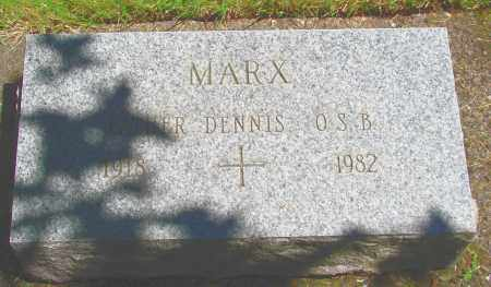 MARX, DENNIS - Marion County, Oregon | DENNIS MARX - Oregon Gravestone Photos
