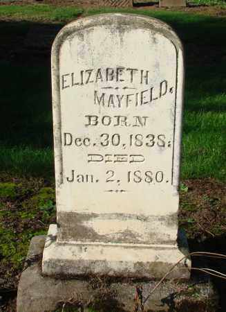 ENGLE, ELIZABETH - Marion County, Oregon | ELIZABETH ENGLE - Oregon Gravestone Photos