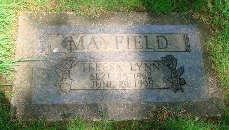 MAYFIELD, TERESA LYNN - Marion County, Oregon | TERESA LYNN MAYFIELD - Oregon Gravestone Photos