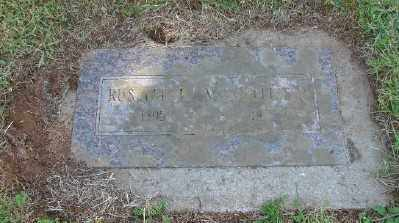 MCCALLISTER, RUSSELL RAY - Marion County, Oregon | RUSSELL RAY MCCALLISTER - Oregon Gravestone Photos