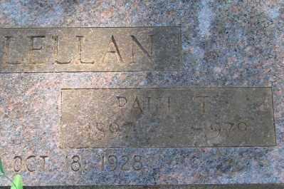 MCCLELLAN, PAUL TRUMAN - Marion County, Oregon   PAUL TRUMAN MCCLELLAN - Oregon Gravestone Photos