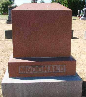 MCINTOSH, CATHERINE - Marion County, Oregon | CATHERINE MCINTOSH - Oregon Gravestone Photos
