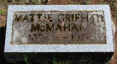 MCMAHAN, MARTHA LOUISE - Marion County, Oregon | MARTHA LOUISE MCMAHAN - Oregon Gravestone Photos