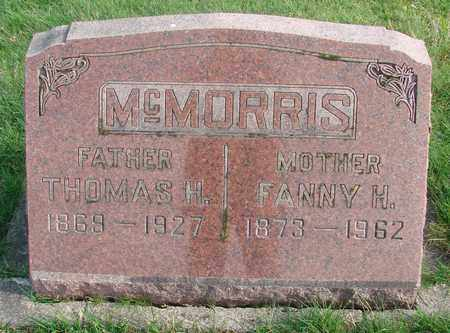 MCMORRIS, THOMAS HENRY - Marion County, Oregon   THOMAS HENRY MCMORRIS - Oregon Gravestone Photos