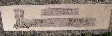 MCNAMEE, MARY FRANCES - Marion County, Oregon | MARY FRANCES MCNAMEE - Oregon Gravestone Photos