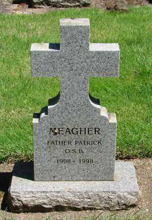 MEAGHER, PATRICK - Marion County, Oregon | PATRICK MEAGHER - Oregon Gravestone Photos