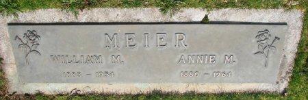 MEIER, ANNIE MAY - Marion County, Oregon | ANNIE MAY MEIER - Oregon Gravestone Photos