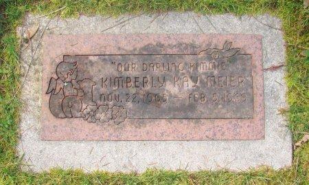MEIER, KIMBERLY KAY - Marion County, Oregon   KIMBERLY KAY MEIER - Oregon Gravestone Photos
